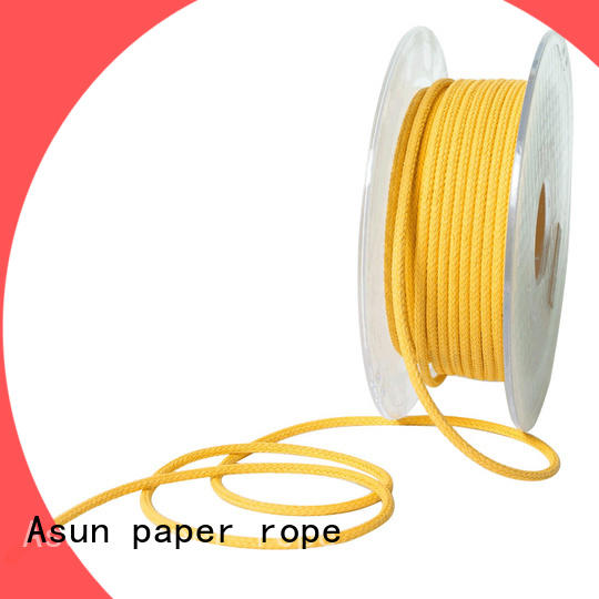Asun paper rope paper twine factory price for pendant light