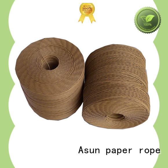 Asun paper rope paper cord wholesale for indoor