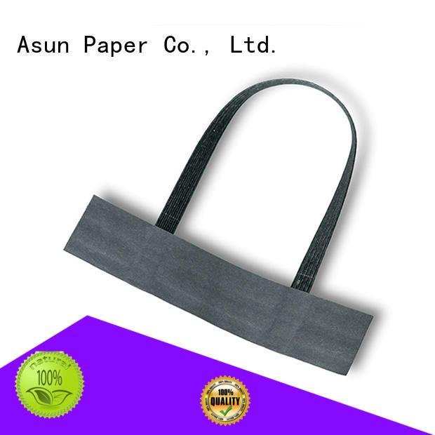bag handles wholesale for flat Asun paper rope