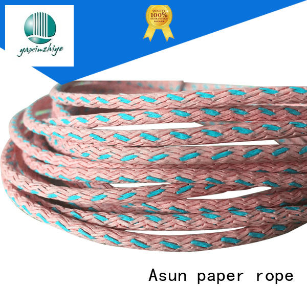Asun paper rope party paper ribbon personalized for led lamp