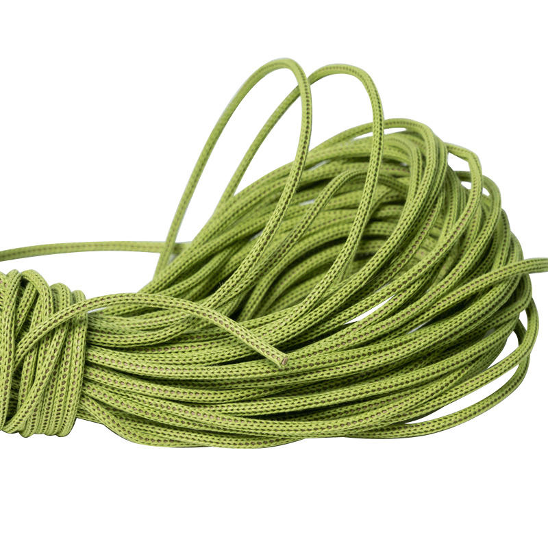 100% Pure wood pulp  hollow or core knitted paper cord