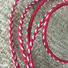 Quality Asun paper rope Brand natural cord hollow colors
