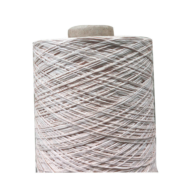 Customized colors paper yarn for paper clothing company