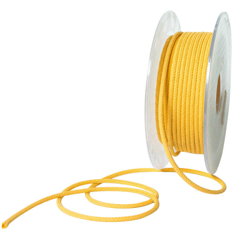 Environmental hollow or core Braided paper twine
