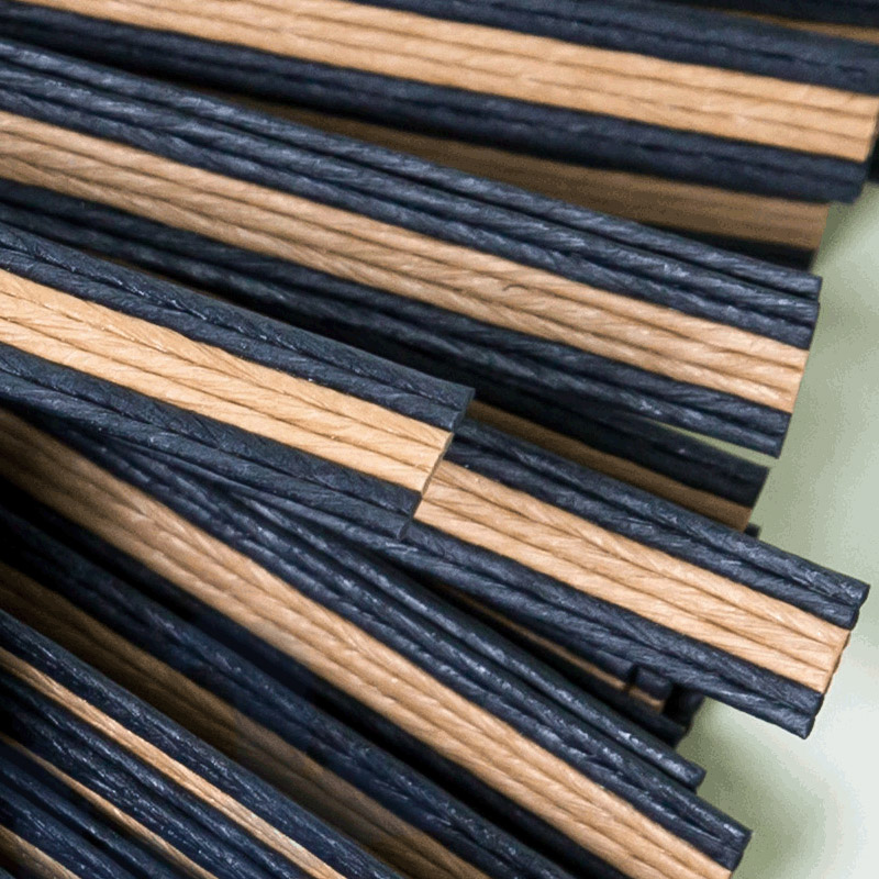 Asun paper rope color paper stripe supplier for candle core-4