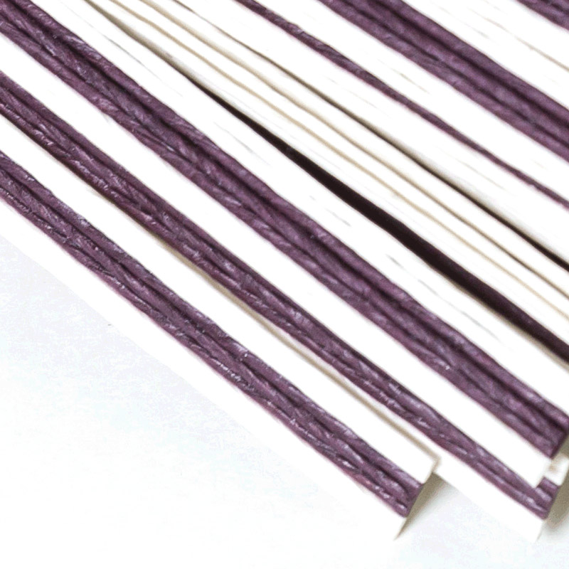 Asun paper rope color paper stripe supplier for candle core-6