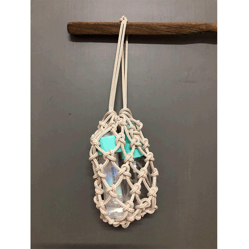 100% Pure wood pulp Paper net string bag