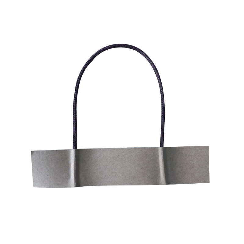 Asun paper rope integrated bag handles series for shop-4