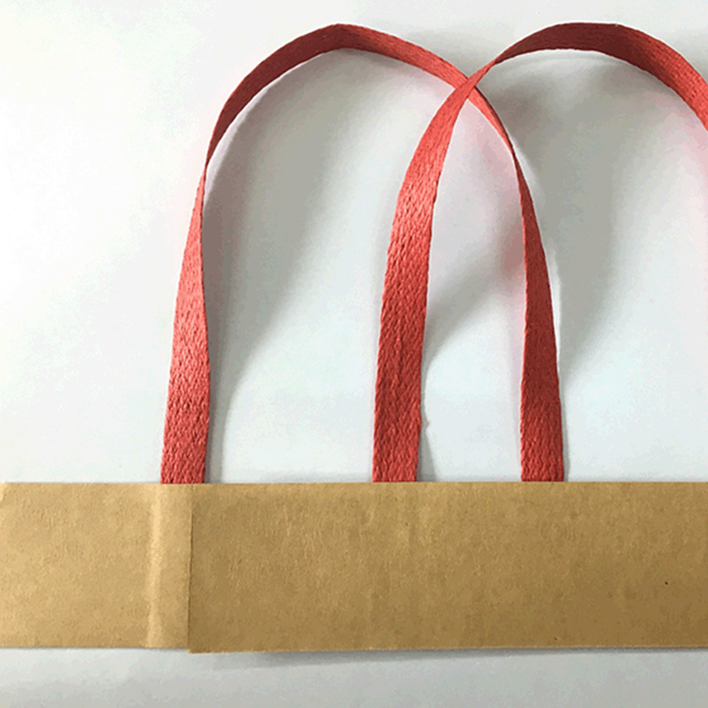 Asun paper rope grocery bag handle series for indoor-5