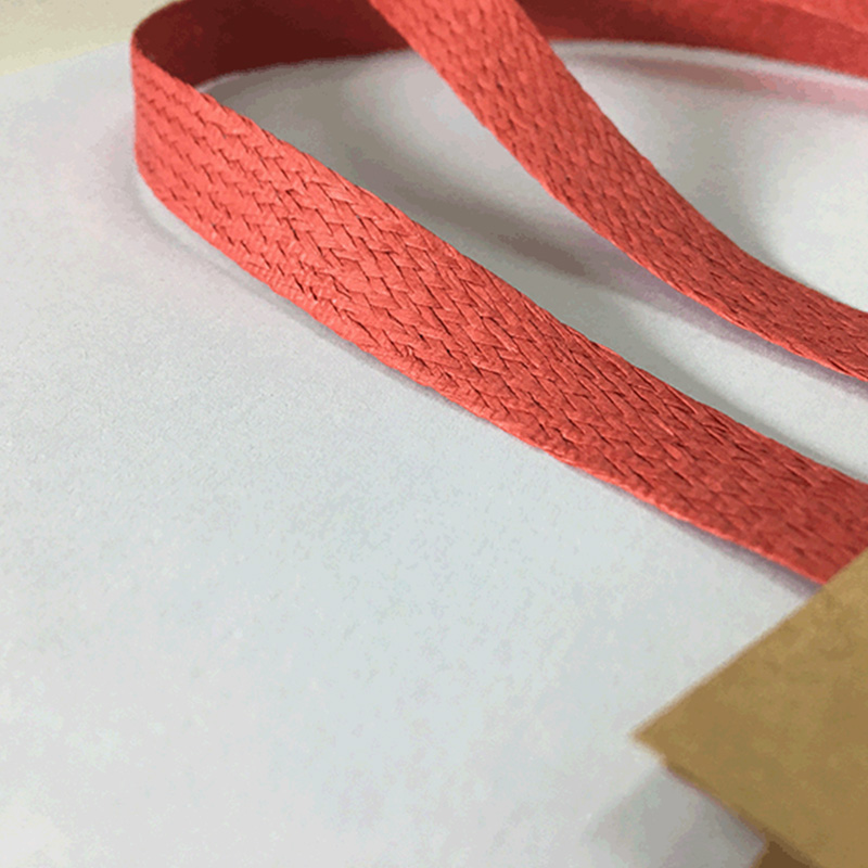 Asun paper rope paper handles manufacturer for indoor-6