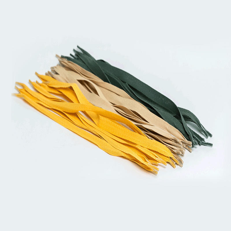 New integrated woven paper wrist rope