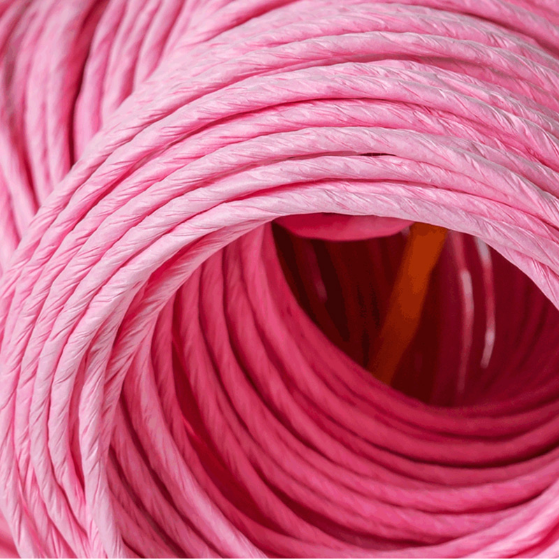 knitted paper cord wholesale for craftwork gifts-4