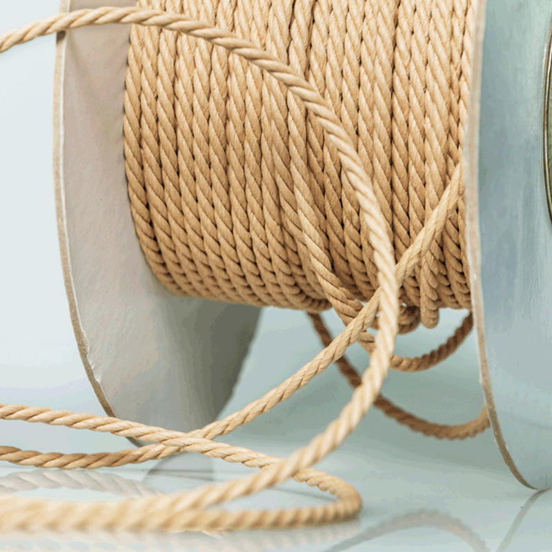 single twist strand Asun paper rope Brand paper rope supplier