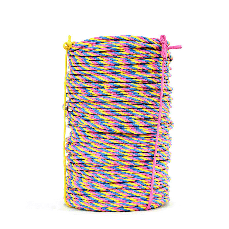Asun paper rope twine rope personalized for shoes-3