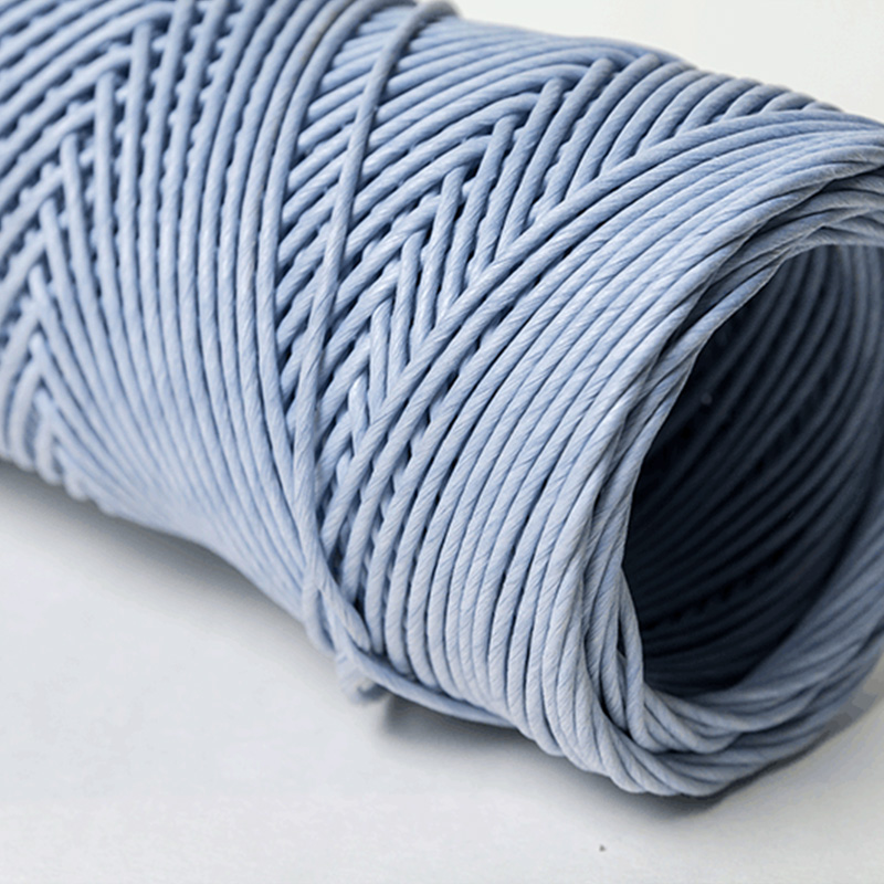 knitted paper cord wholesale for craftwork gifts-1
