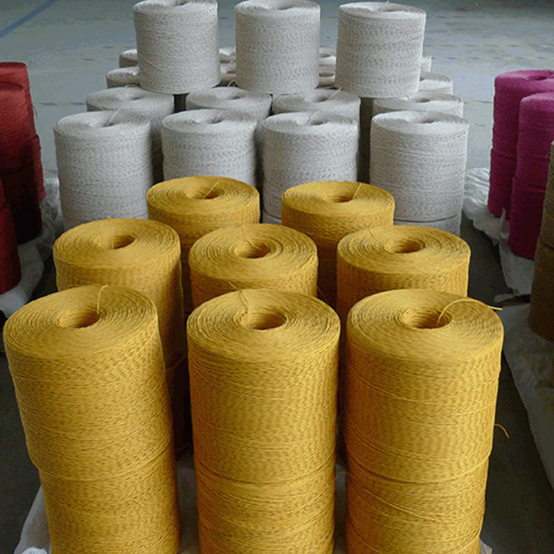 knitted paper cord wholesale for craftwork gifts
