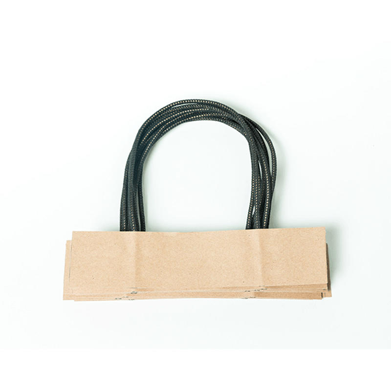 Asun paper rope integrated bag handles series for shop