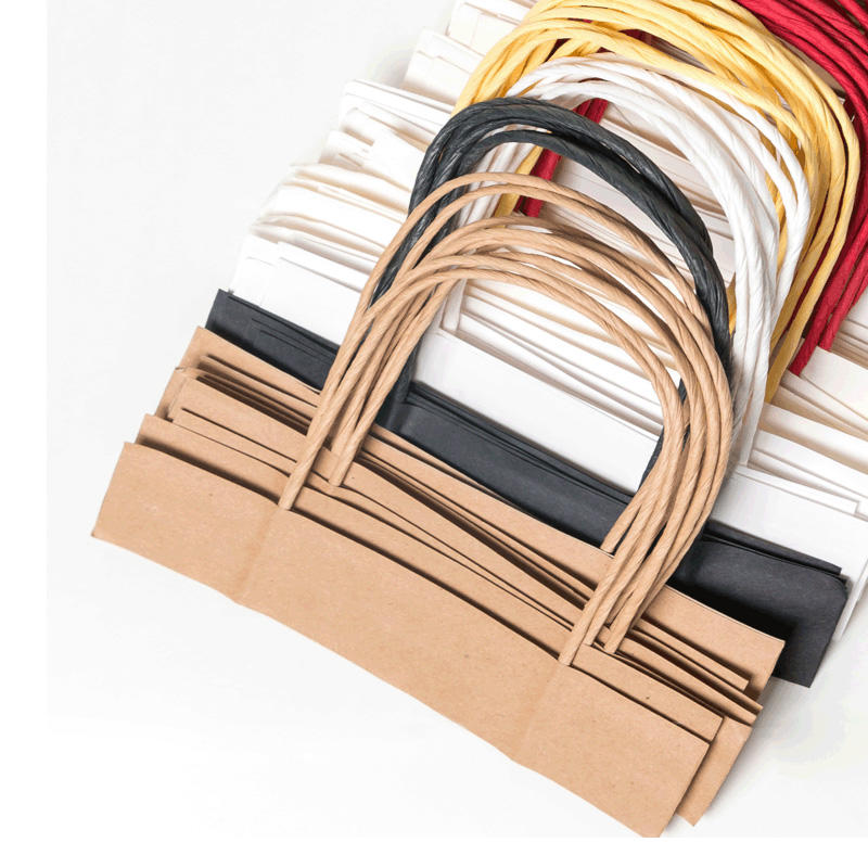Asun paper rope bag handles wholesale customized for indoor-1