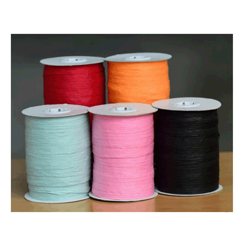 Asun paper rope paper strips customized for wrapping tape