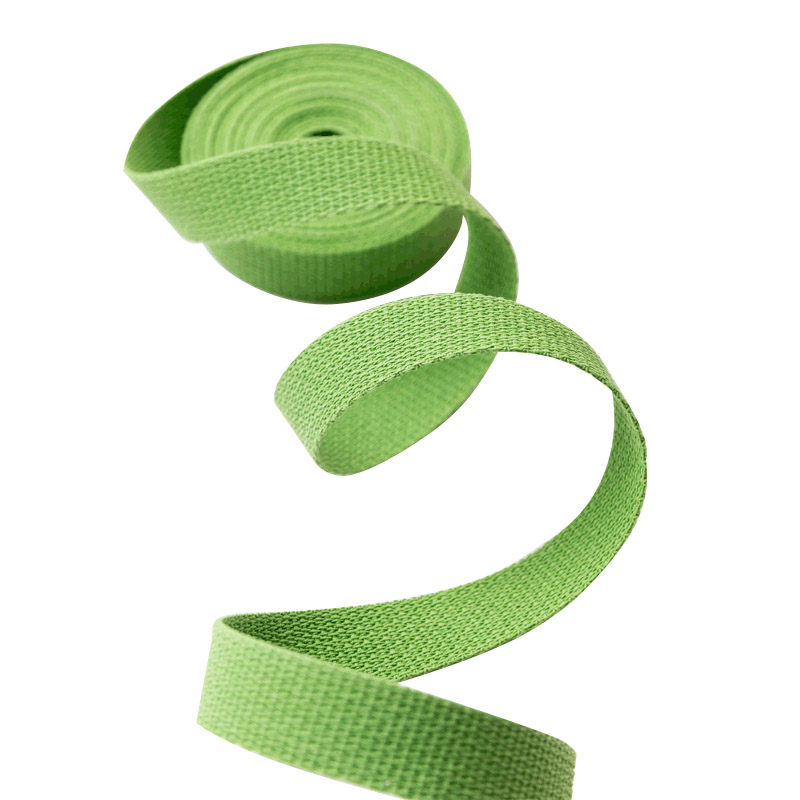 environmental paper ribbon from China for paper handles-2