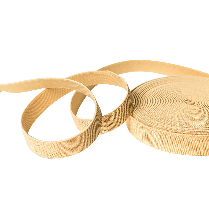 environmental paper ribbon from China for paper handles-3