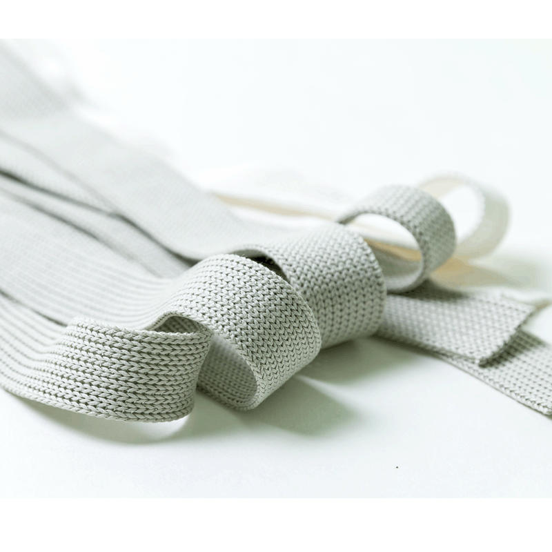 Asun paper rope knitted wired paper ribbon customized for indoor