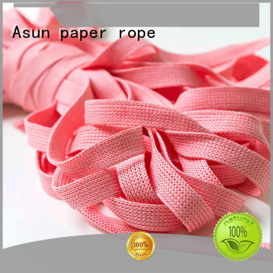 hollow multifunctional cord paper Asun paper rope Brand