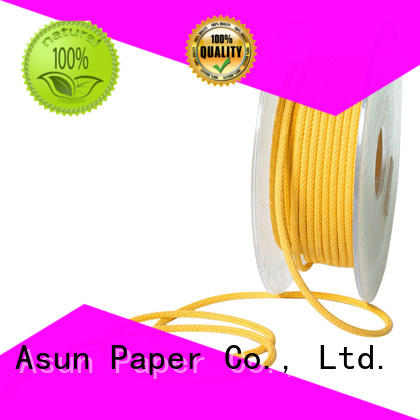 Asun paper rope braided code supplier for pendant light