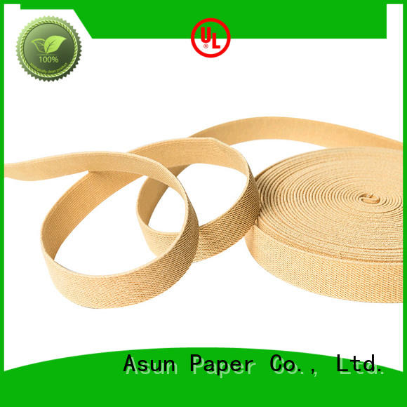 Environmental Braided paper webbing , paper ribbon