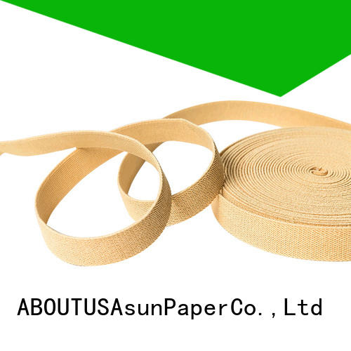 Asun paper rope professional paper ribbon series for bags