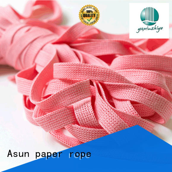 multifunctional brown paper twine from China for craftwork gifts