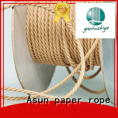 woven twine rope personalized for led lamp