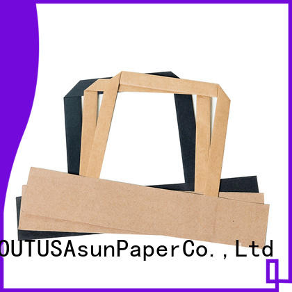 Asun paper rope bag handles series for house