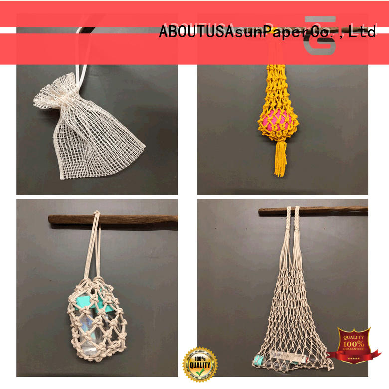 online paper string bag design for house