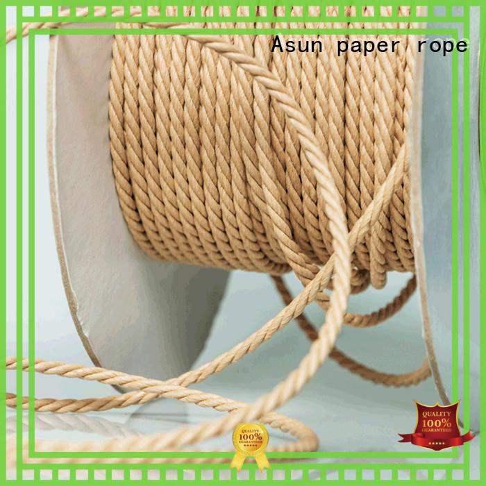 Wholesale handles triple paper rope Asun paper rope Brand