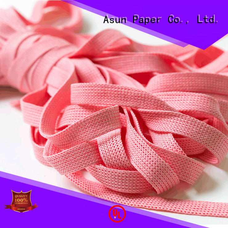hollow cord paper from China for pendant light