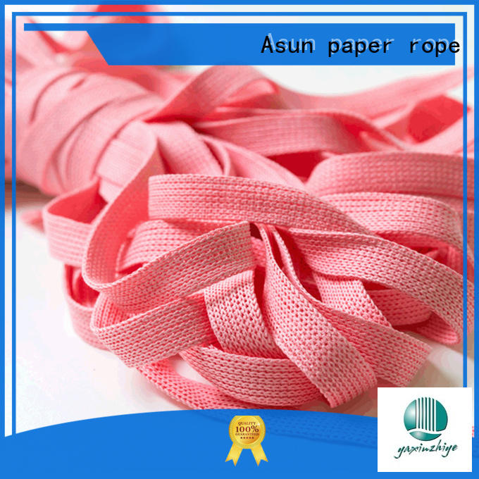 Hot paper twine cording wood Asun paper rope Brand