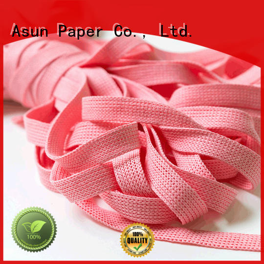 woven core rope OEM cord paper Asun paper rope