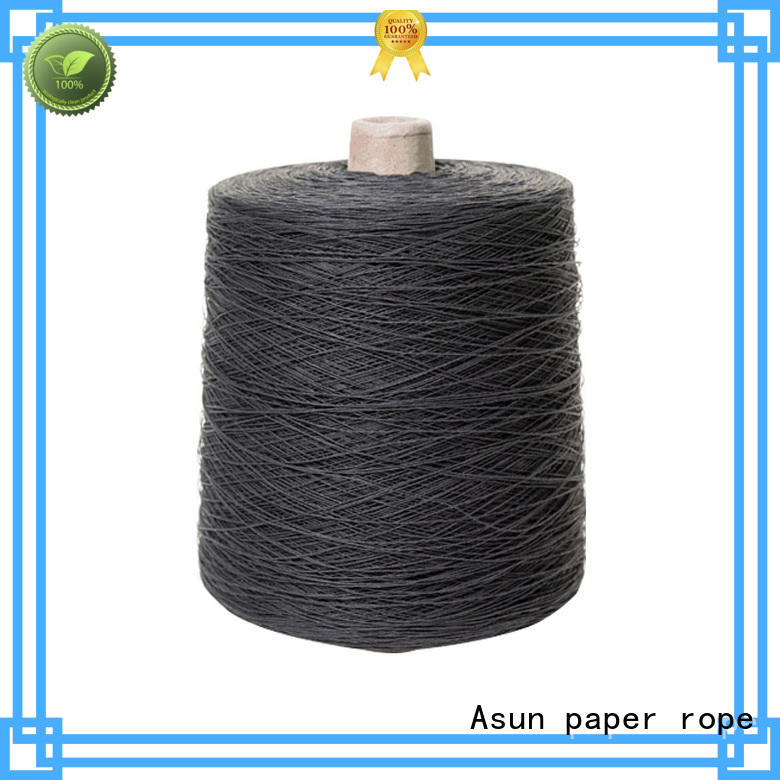 black raffia paper yarn clothing textile material
