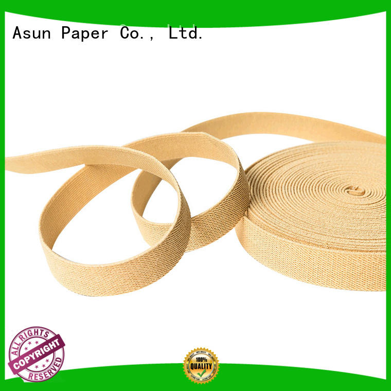 Asun paper rope paper ribbon from China for shoes