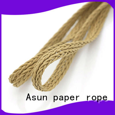 Asun paper rope paper twine wholesale for led lamp