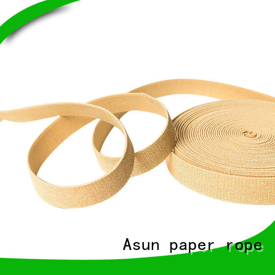 Asun paper rope paper paper ribbon roll from China for shoes