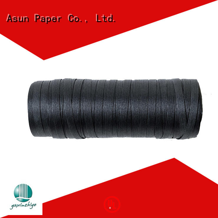 quality paper ribbon wrap factory price for candle core