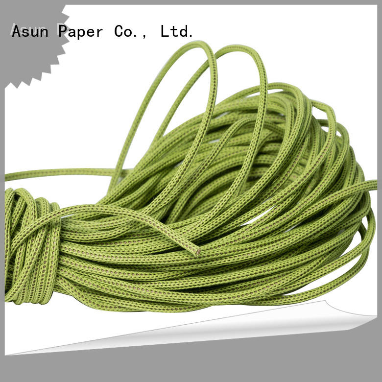 woven wired paper ribbon directly sale for shoes