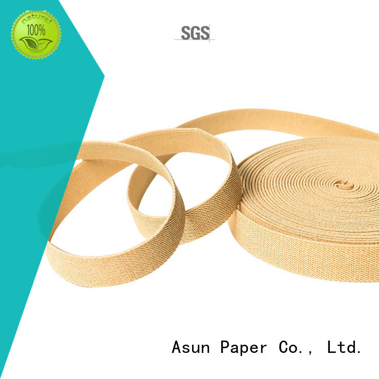 Quality Asun paper rope Brand environmental paper ribbon