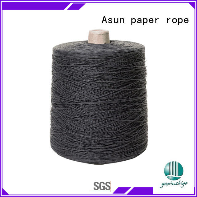 paper yarn for sale for garment Asun paper rope