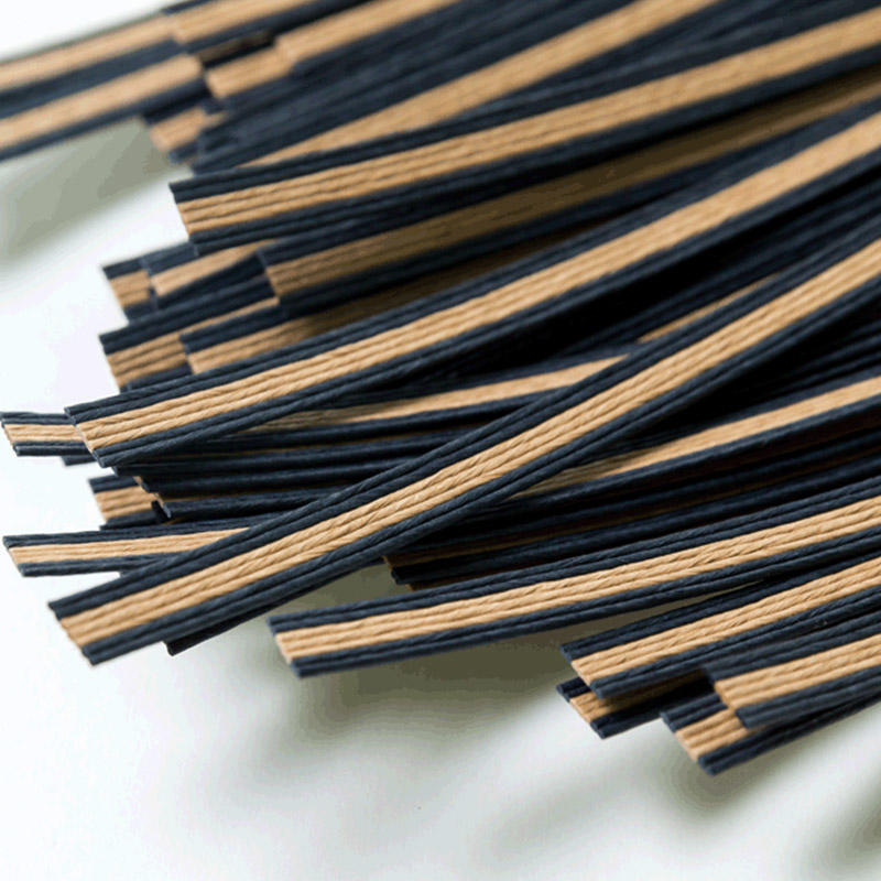Asun paper rope color paper stripe supplier for candle core-1