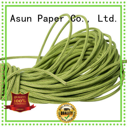 woven cord paper series for home textile