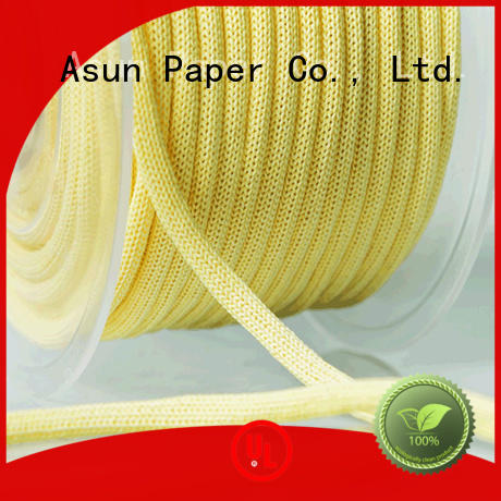 Asun paper rope hollow cord paper from China for shoes