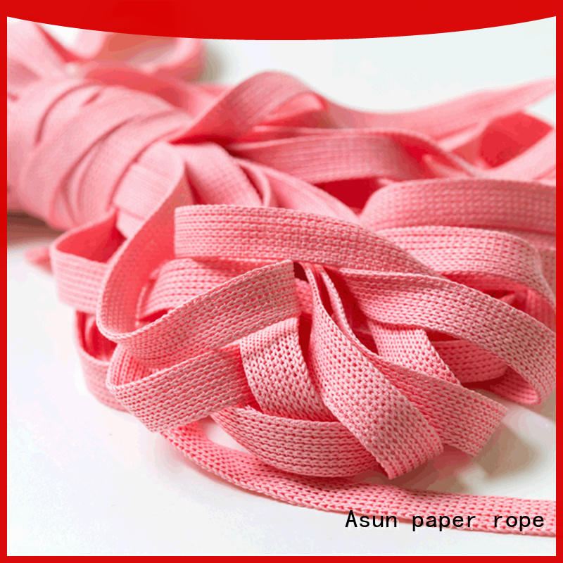multifunctional cord paper directly sale for indoor